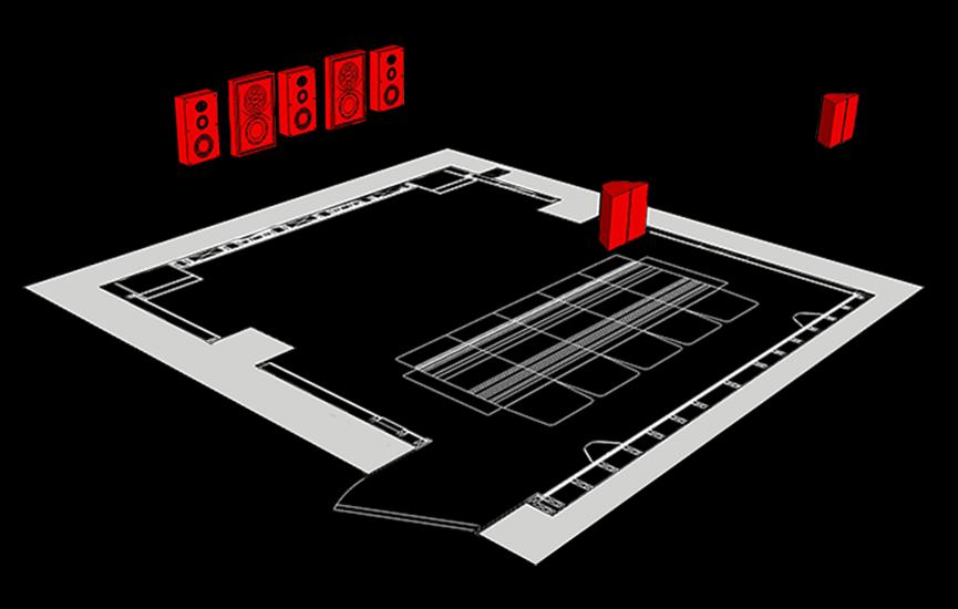 План исходного помещения